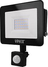 LED-Fluter mit Bewegungsmelder Pro 30W 4000K IP44
