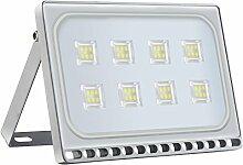 LED Flutlicht Außen, 50W LED Strahler Wasserdicht