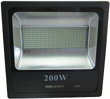 LED Flutlicht SMD 200W Warmweiß