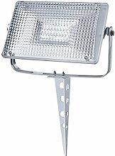 LED Garten Außenleuchte Gartenlampe Strahler