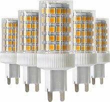 LED-Glühbirne LED-Halogenlampe G9 10W