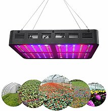 LED Grow Light Vollspektrum Doppelschalter Grow