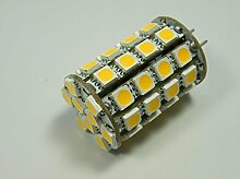 LED GY6,35 Leuchtmittel 49x5050 smd neutral weiß