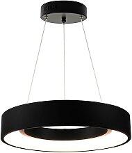 LED Hängeleuchte BODO 1xLED/20W/230V schwarz