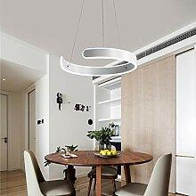 LED Hängeleuchte C-förmige Weiß Kreativ