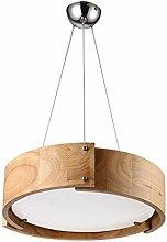 LED Hängeleuchte HausLeuchten LED Holz