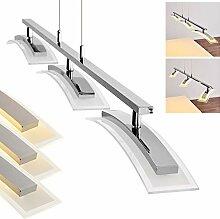LED-Hängeleuchte Tarumo - Längliche Hängelampe