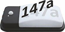 LED Hausnummernleuchte IP65 mit Bewegungsmelder +