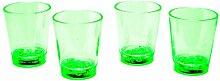 LED-Highlights Glas Becher Schnapsglas 60 ml 4 er