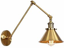 LED Industrial Design Wandleuchte Vintage Metall