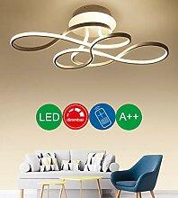 LED Jugendzimmer Deckenleuchte Dimmbar Designer