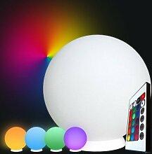 LED kabellose Kugelleuchte Ø 40 cm