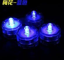 LED Kerze wasserdicht, 12 LED Flammenlose Kerzen,