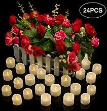 Led Kerzen, Led Teelicht, Elektrische Kerze