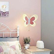 LED Kinder Schlafzimmer Nachttischlampe