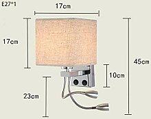 LED Kreativ Wandlampe Hotel Schlafzimmer