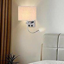 LED Kreativ Wandlampe Schlafzimmer Wandleuchte
