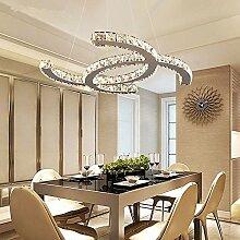 LED Kristall Hängelampe 36W Pendelleuchte Moderne