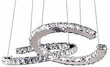 LED Kristall Pendelleuchte, 36W Moderne Esstisch