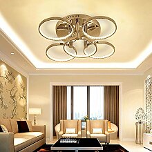 LED-Kristalldeckenleuchte für Esszimmer