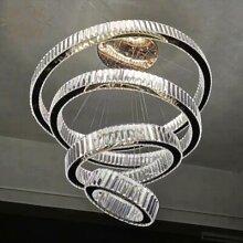 LED-Kronleuchter 50-flammig