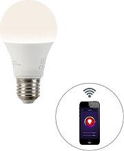 LED Lampe A60 9W E27 Wifi Smart mit App 806lm