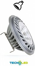 LED-Lampe AR111 13 W GU10 12 V AC/DC - Einheit,