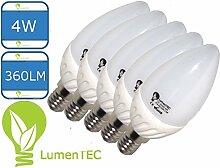 LED lampe E14, LED E14, E14 12 SMD LED Lampe