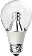 LED-Lampe E27/4,5 W LQ CRYSTAL A60