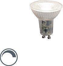 LED Lampe GU10 6W 480 Lumen weiß 4000K dimmbar