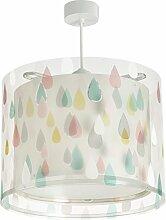 LED Lampe Kinderzimmer Decke Pendelleuchte Tropfen