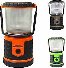 LED Laterne, wasserfeste LED Camping-Laterne