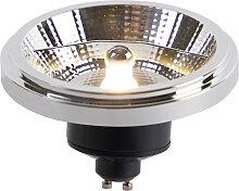 LED Leuchte AR111 GU10 12W 3000K