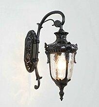 LED-Leuchte, Retro, Außenleuchte, Wandleuchte,