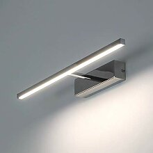 LED Leuchte Wandleuchte ANNA 8W - 560lm, CHROM,