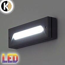 LED Leuchte Wandleuchte GLORIA 3.2W - 208lm IP54