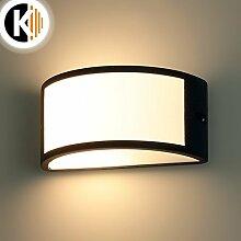 LED Leuchte Wandleuchte HELGA E27 FASSUNG IP54 Aussenleuchte Außenlampe Wandlampe Gartenleuchte Flurleuchte 230V