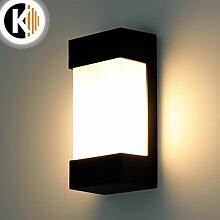 LED Leuchte Wandleuchte KATE E27 FASSUNG IP54 Aussenleuchte Außenlampe Wandlampe Gartenleuchte Flurleuchte 230V