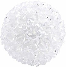 LED-Leuchtkugel Kirschblüte, Ø 14cm, warmweiß,