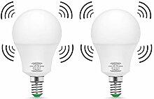 LED-Leuchtmittel mit Bewegunssensor, Techgomade