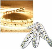 LED Lichtband 1,2m, warmweiß, 24V DC 12W, 144 SMDs