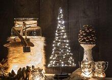 LED-Lichterbaum-Kegel Weihnachtsbaum für innen -