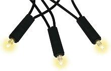 LED-Lichterkette, für Innen, 50 LED, warmweiß, Lichtlänge: ca. 7m