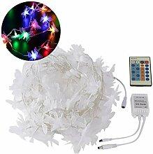 LED Lichterkette, Funpa 100er LEDs 10 Meter