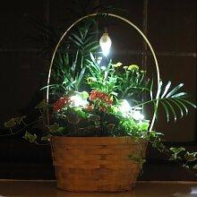 LED-Lichterkette Garten Living
