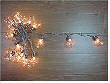 LED-Lichterkette Nostalgie - klassischer