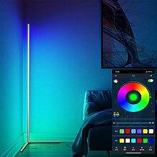 LED Lichtsäule RGB, LED Stehlampe Ecke Dekoration
