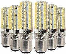 LED Light Bulb BA15D LED Silikonlampe 3014 SMD