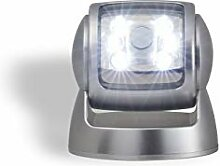 LED LOVERS® Drehbarer Scheinwerfer mit
