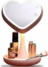 LED-Make-Up-Spiegel Tischlampe/Travel Portable